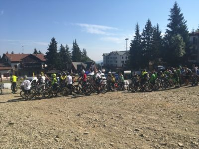 Bikers alla ION CUP