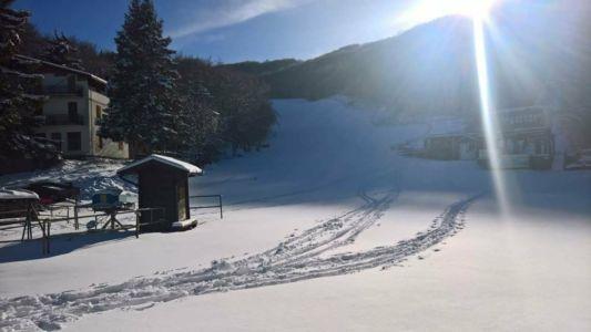 nevicata del 07 febbraio 2018