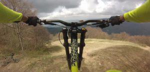 La montagna per la bici